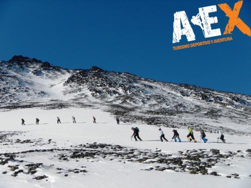 Curso de Nieve escalada en Hielo montana invernal 02