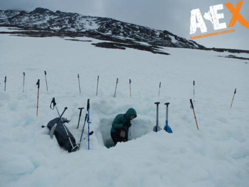 Curso de Nieve escalada en Hielo montana invernal 03