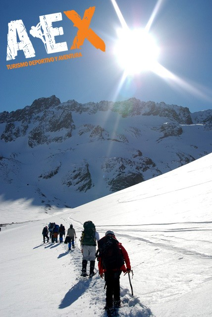 Curso de Nieve escalada en Hielo montana invernal 24
