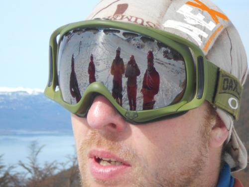 Curso de Nieve escalada en Hielo montana invernal 28