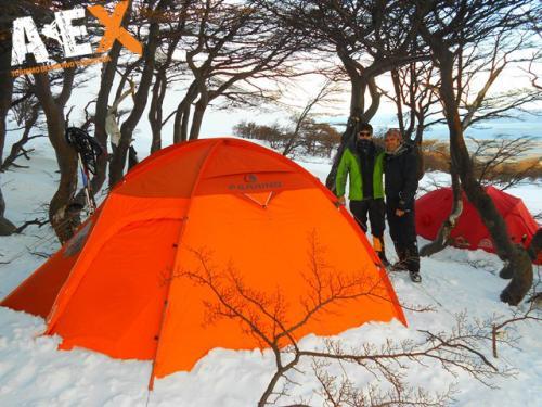 Curso de Nieve escalada en Hielo montana invernal 30