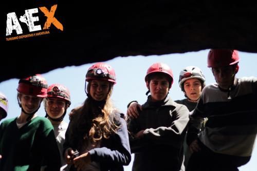 Multiaventura Trekking Colegio Secundario