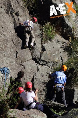 Multiaventura Trekking Colegio Secundario 17
