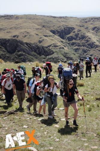Multiaventura Trekking Colegio Secundario 19