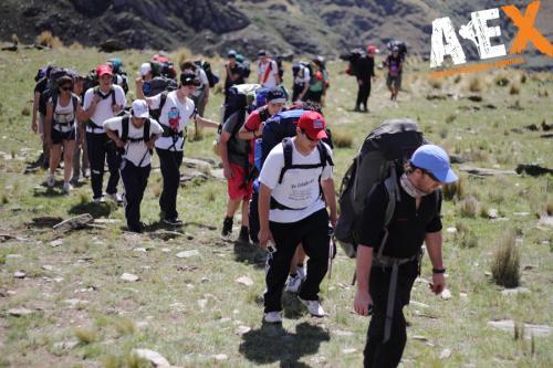 Multiaventura Trekking Colegio Secundario 20