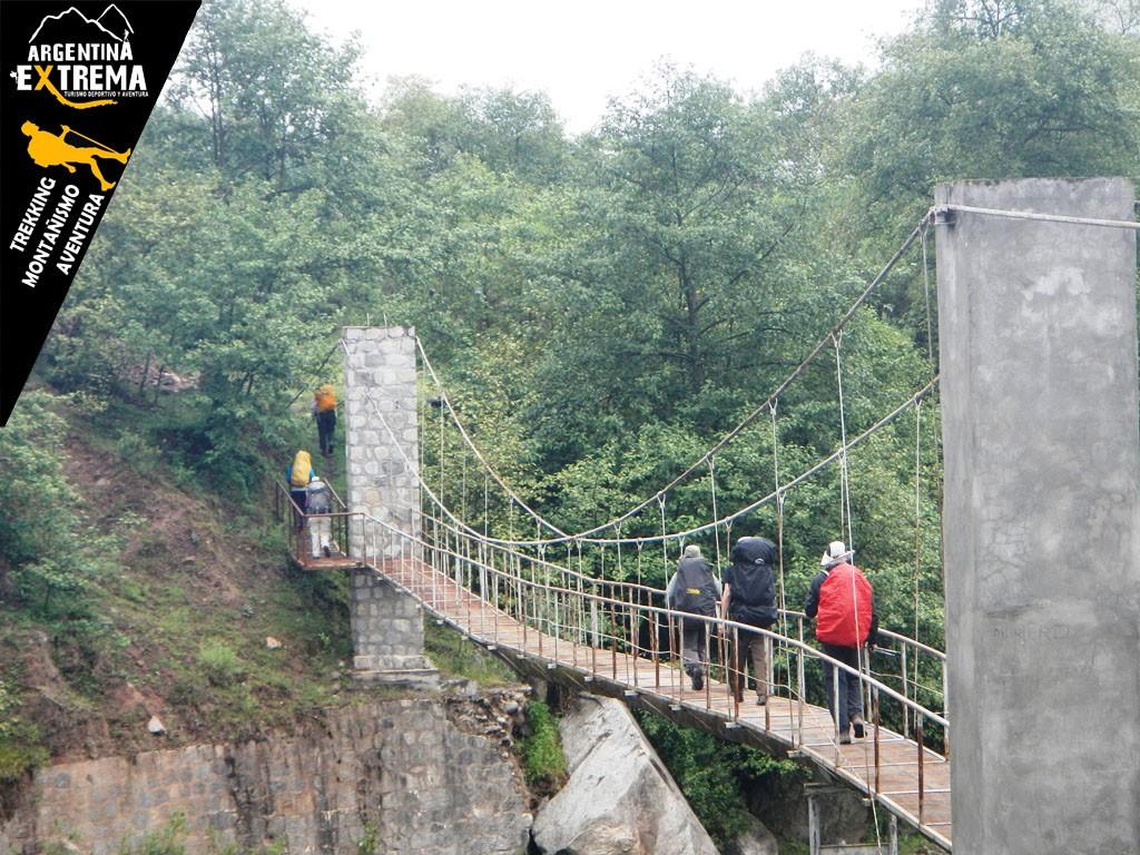 Puente trekking Anfama