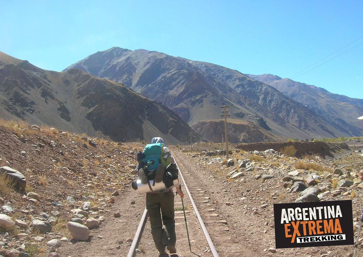 Punta de Vacas Aconcagua Trekking
