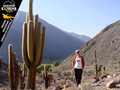 Travesia Vuelta al Nevado de Chani Trekking 02