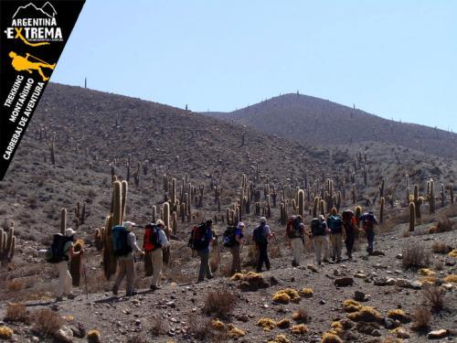 Travesia Vuelta al Nevado de Chani Trekking 04