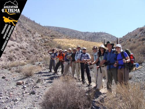 Travesia Vuelta al Nevado de Chani Trekking 05