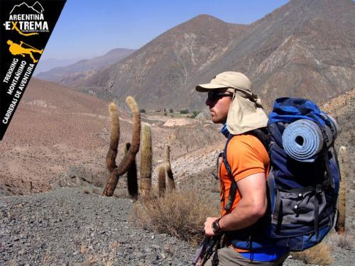 Travesia Vuelta al Nevado de Chani Trekking 06