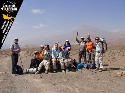 Travesia Vuelta al Nevado de Chani Trekking 07