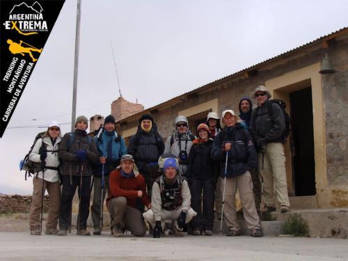 Travesia Vuelta al Nevado de Chani Trekking 10