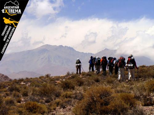 Travesia Vuelta al Nevado de Chani Trekking 12