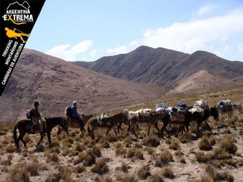 Travesia Vuelta al Nevado de Chani Trekking 13