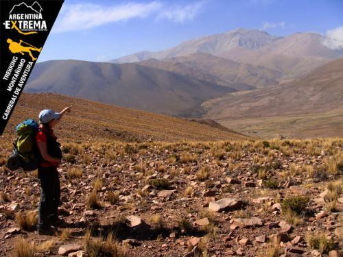 Travesia Vuelta al Nevado de Chani Trekking 14