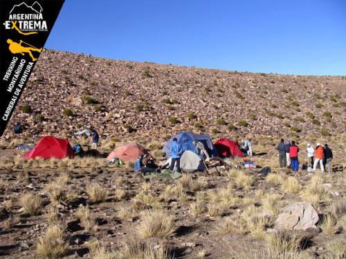 Travesia Vuelta al Nevado de Chani Trekking 15