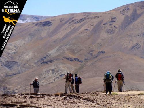 Travesia Vuelta al Nevado de Chani Trekking 18