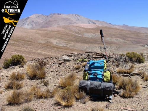 Travesia Vuelta al Nevado de Chani Trekking 19