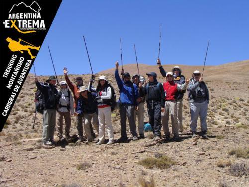Travesia Vuelta al Nevado de Chani Trekking 20