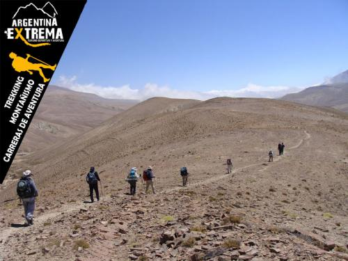 Travesia Vuelta al Nevado de Chani Trekking 21