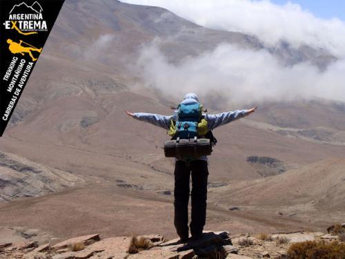 Travesia Vuelta al Nevado de Chani Trekking 22