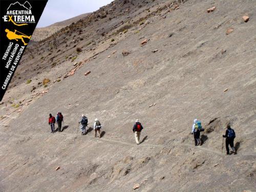Travesia Vuelta al Nevado de Chani Trekking 23