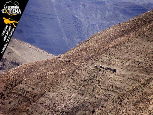 Travesia Vuelta al Nevado de Chani Trekking 24