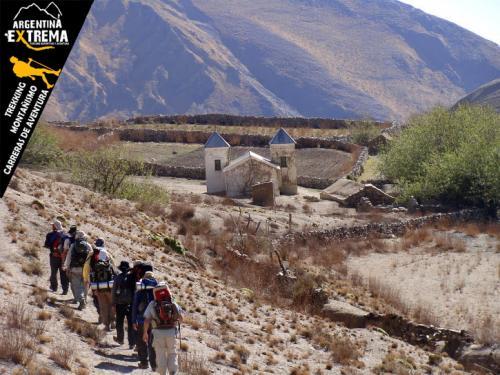 Travesia Vuelta al Nevado de Chani Trekking 26