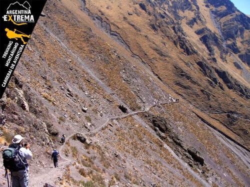 Travesia Vuelta al Nevado de Chani Trekking 27