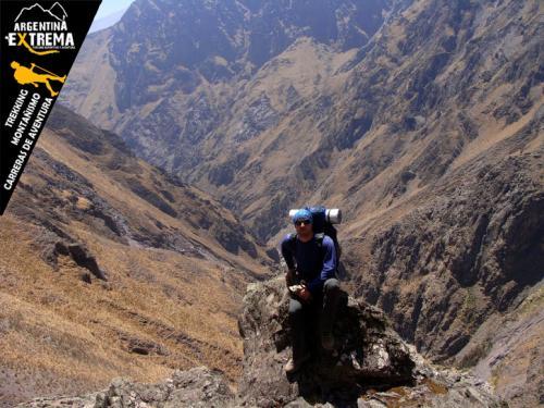 Travesia Vuelta al Nevado de Chani Trekking 29