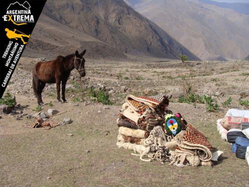 Travesia Vuelta al Nevado de Chani Trekking 30