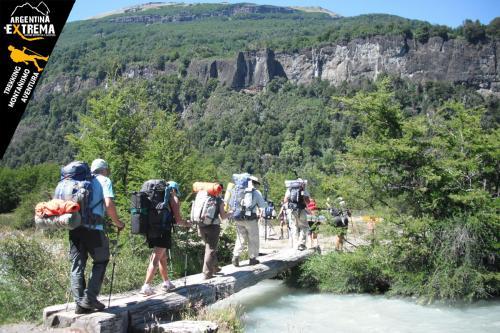 Trekking Pampa Linda