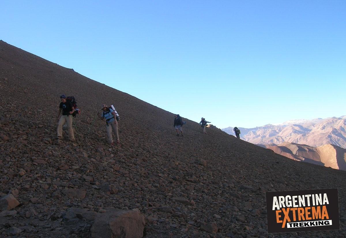 Trekking paso Serrata