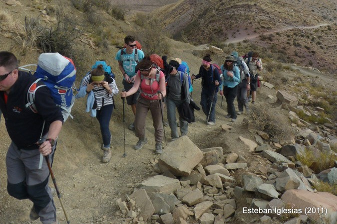 Trekking tilcara calilegua 03