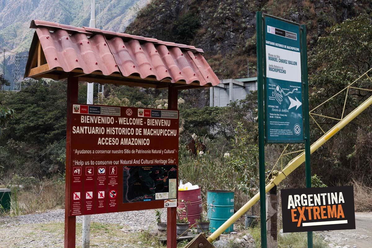 acceso amazonico machupicchu santuario