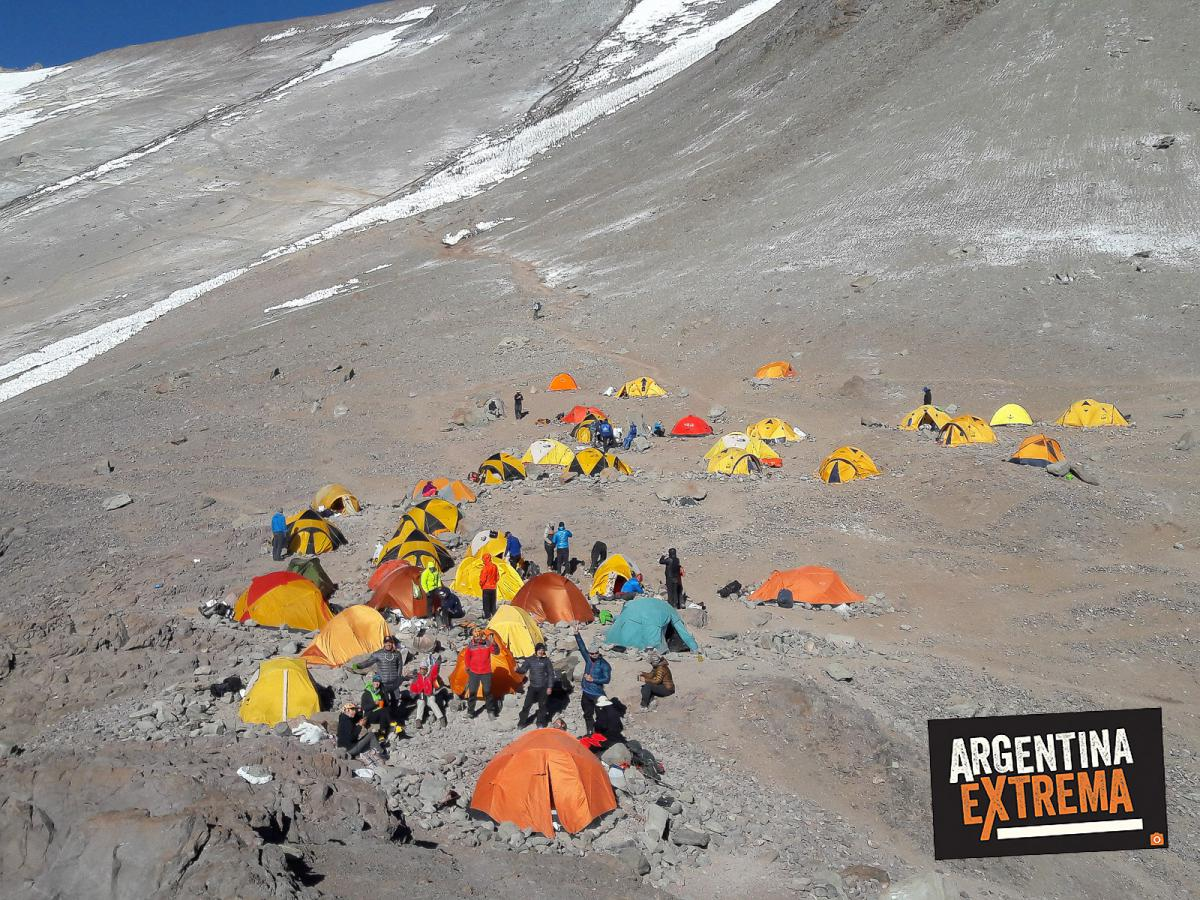 aconcagua expedicion cumbre ascenso normal route 001