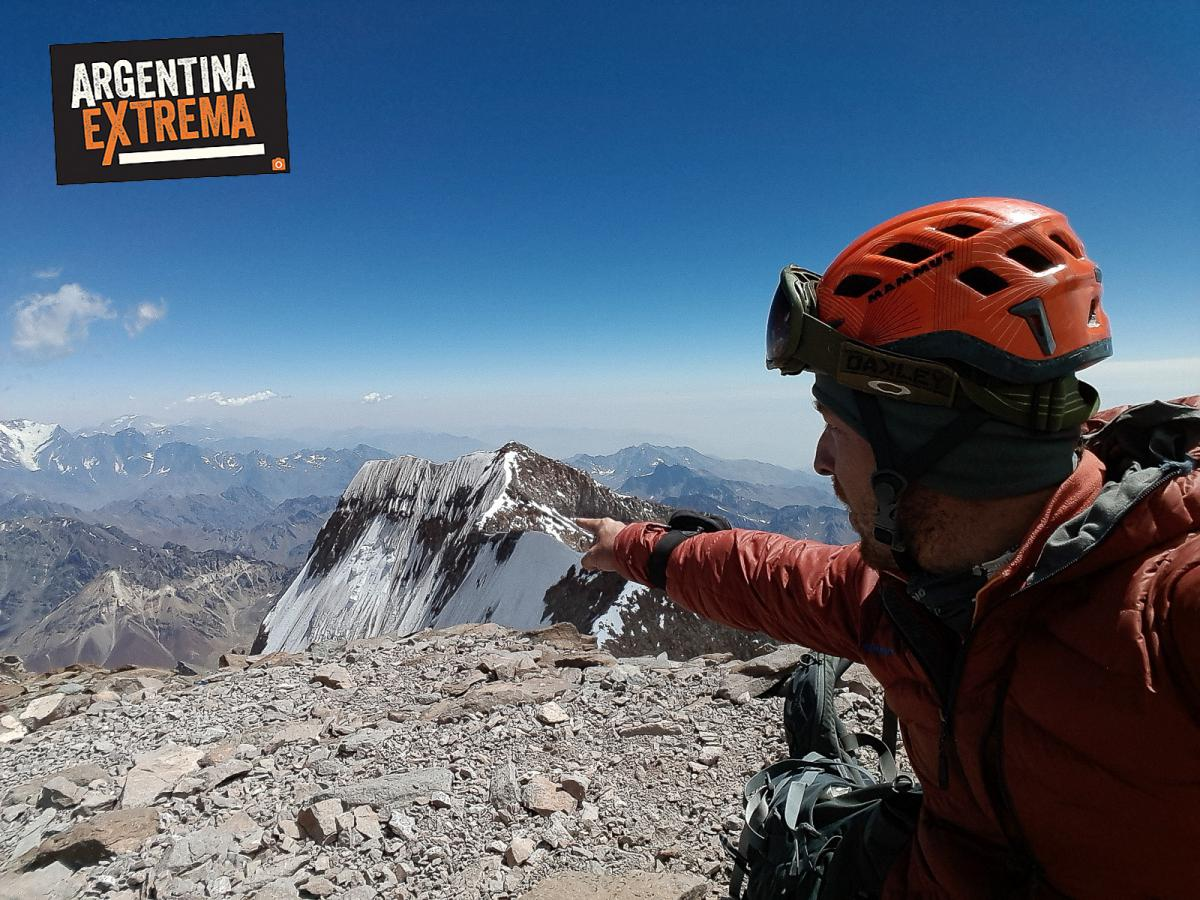 aconcagua expedicion cumbre ascenso normal route 007
