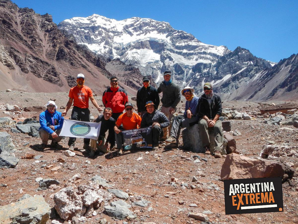 aconcagua expedicion cumbre ascenso normal route 011
