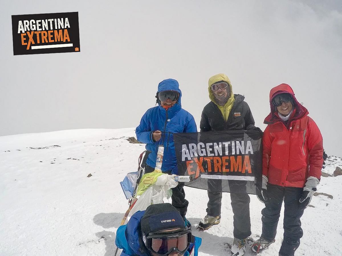 aconcagua expedicion cumbre ascenso normal route 014