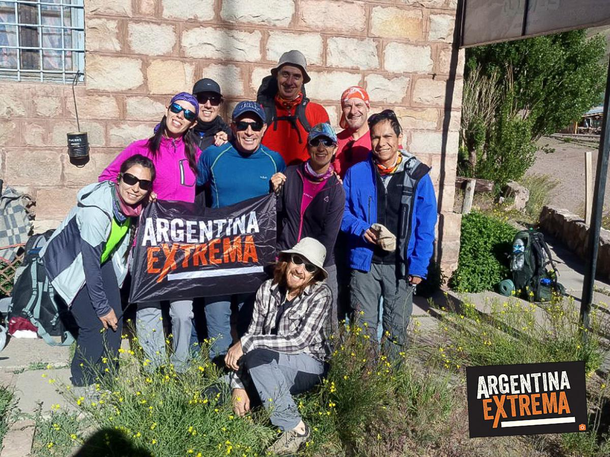 aconcagua expedicion cumbre ascenso normal route 017