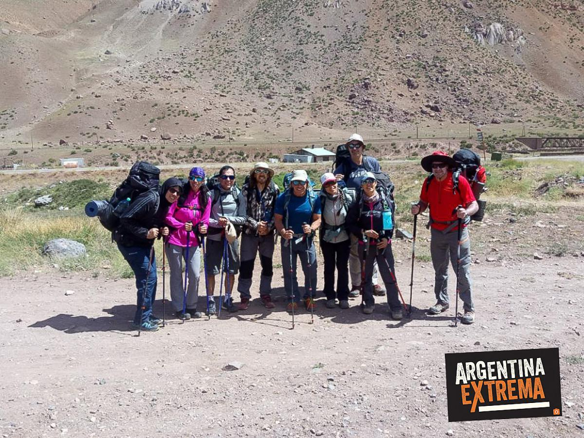 aconcagua expedicion cumbre ascenso normal route 018