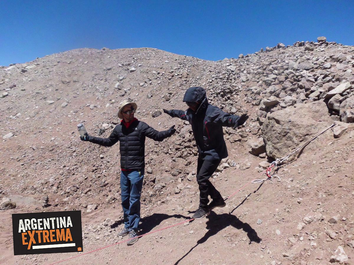 aconcagua expedicion cumbre ascenso normal route 025