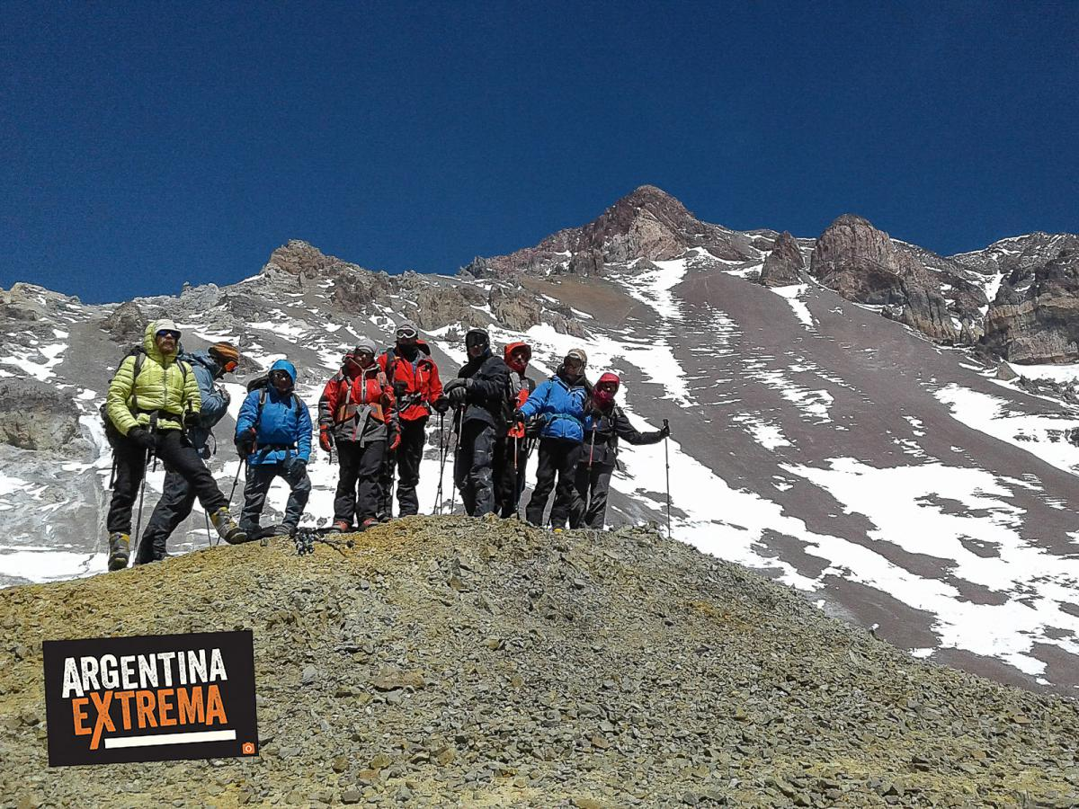 aconcagua expedicion cumbre ascenso normal route 036