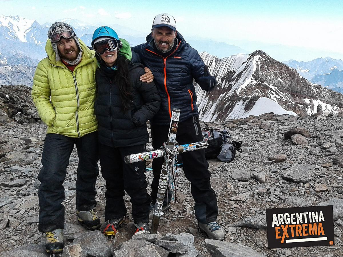 aconcagua expedicion cumbre ascenso normal route 039
