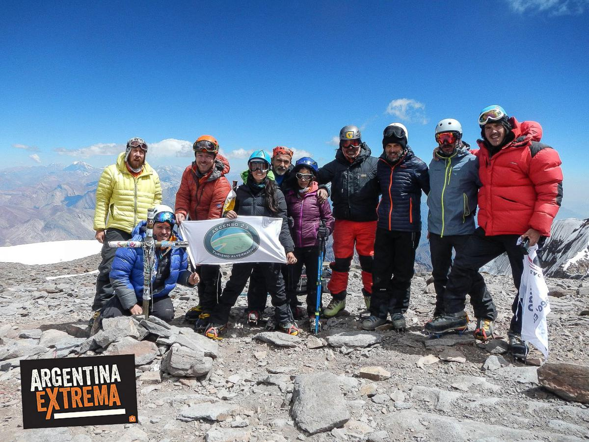 aconcagua expedicion cumbre ascenso normal route 041