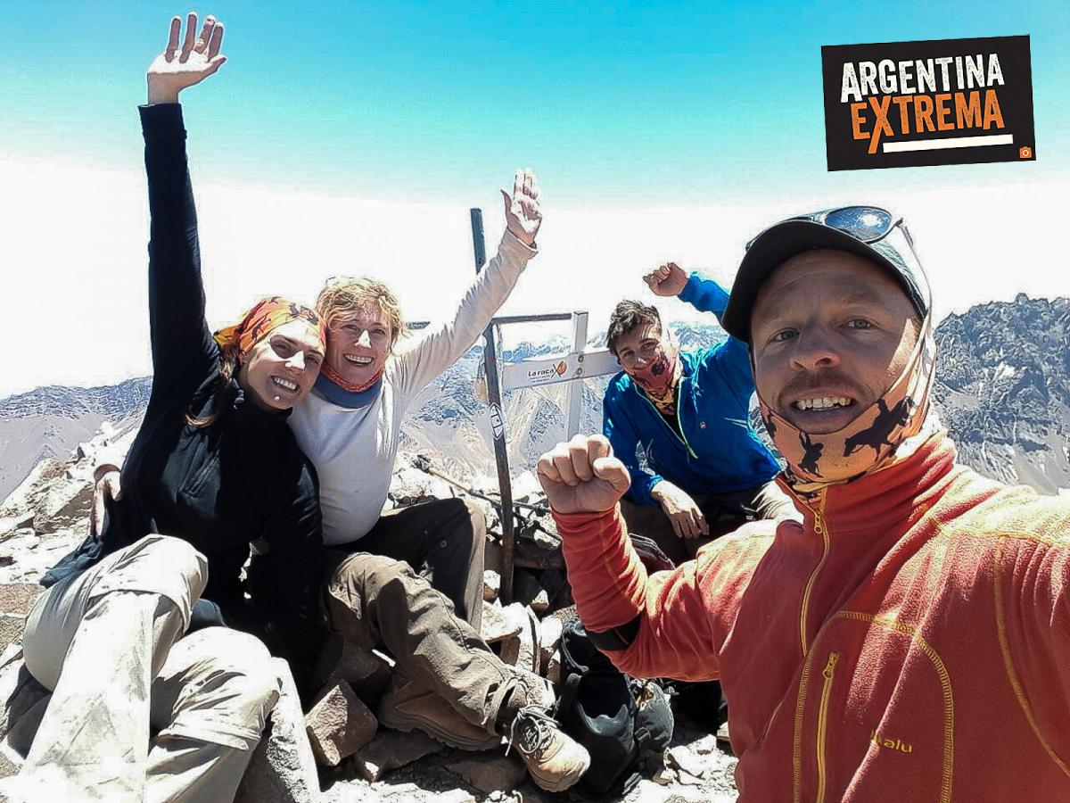 aconcagua expedicion cumbre ascenso normal route 042