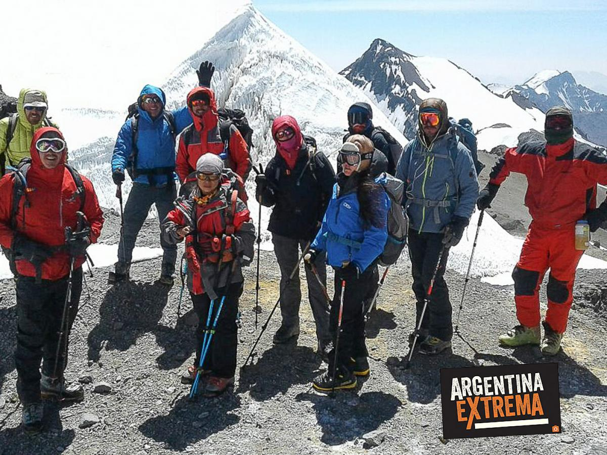 aconcagua expedicion cumbre ascenso normal route 047