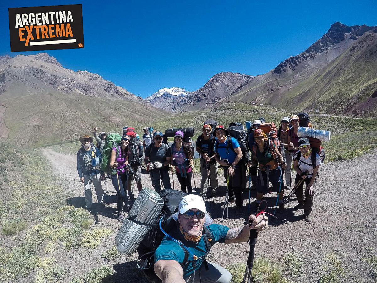 aconcagua expedicion cumbre ascenso normal route 048