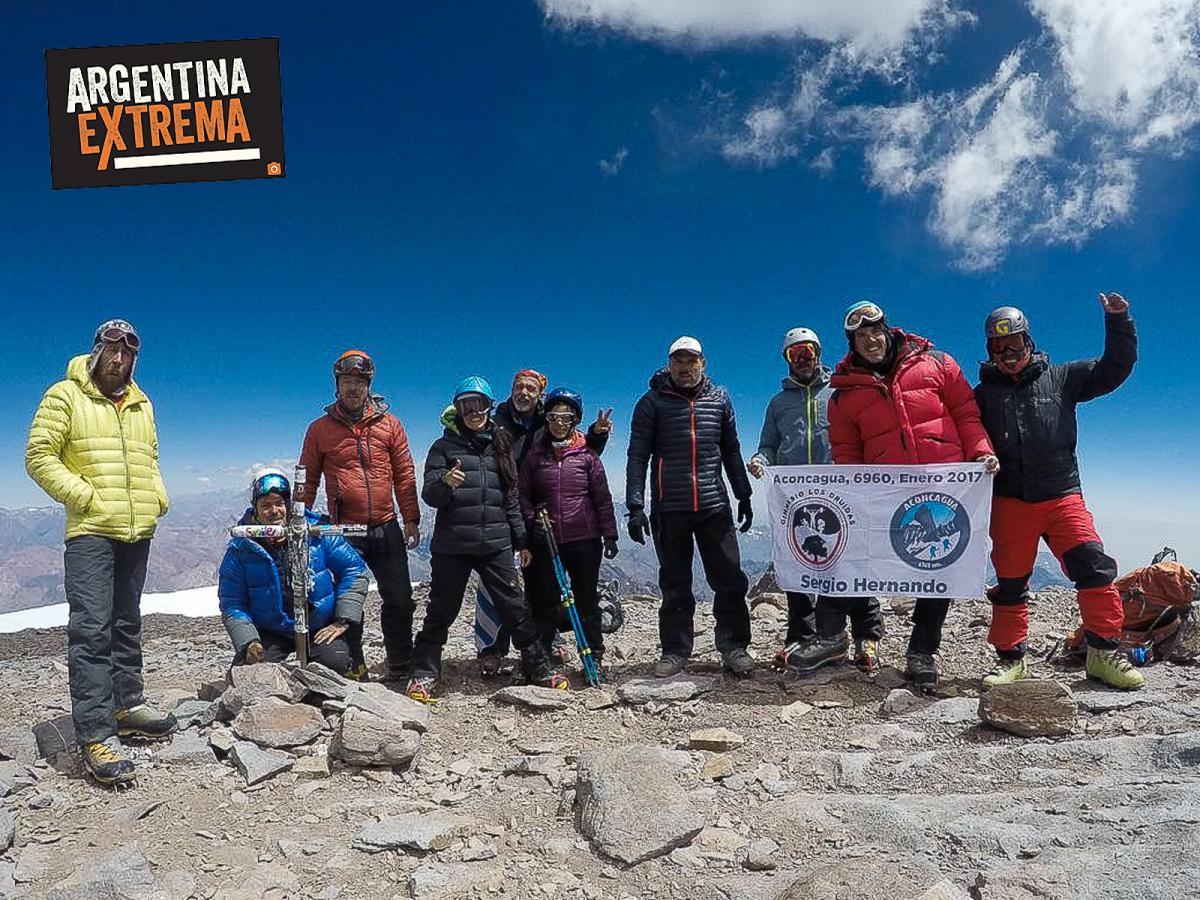 aconcagua expedicion cumbre ascenso normal route 049